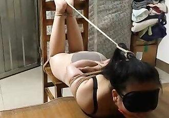 妻子 與 絲綢 絲襪 中國