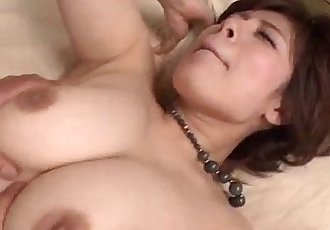 Ririsu Ayaka hot mom blows on two big cocks - 12 min