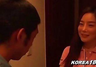 korean porn hot korean girl golf instructorb 18 min HD