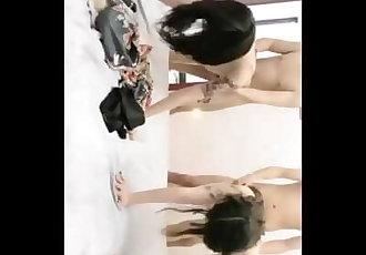 人间水蜜桃 排队刮阴毛 两男三女