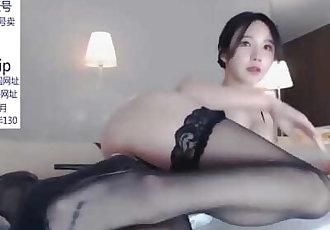 超高颜值大奶韩国美女主播丝袜热舞直播第二季