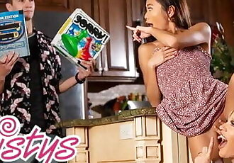 Twistys - Stepmom Dana Dearmond Fucks Lil Asian Stepdaughter