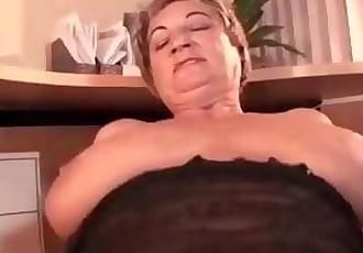 Young Boy Fuck Busty Granny