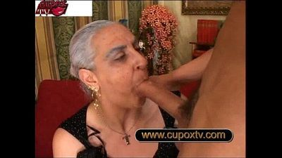 grandmother fuck me better than all the young girls - 5 min