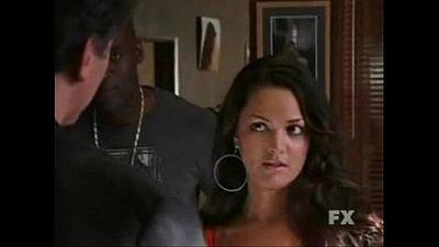 Hollywood celebrity TV actress hot sex scene - 2 min