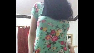 Desi India Babe pelar Completo Desnudo camorg - 3 min