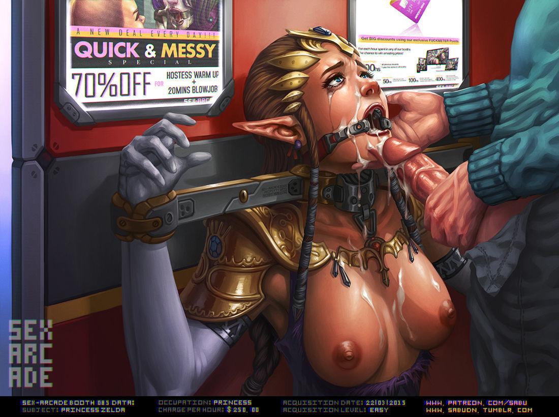 Sex Arcade Updated - part 4