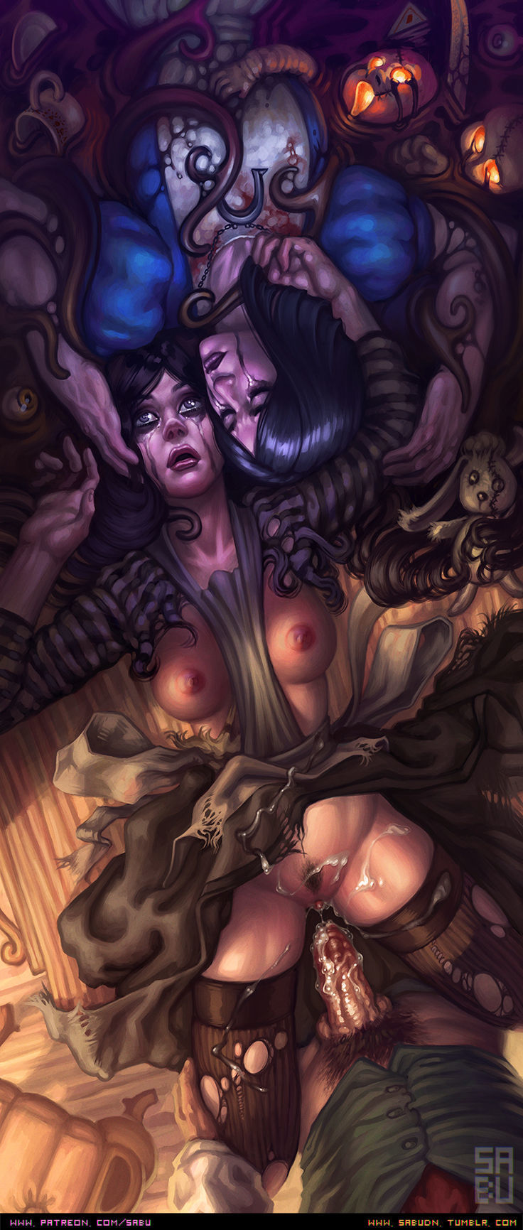 Artist - Sabudenego - part 4