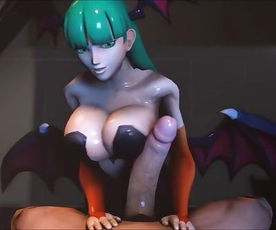 Night of the Succubus HMV SFM Best of Morrigan Succubus Hentai