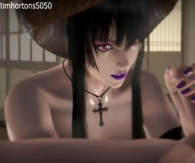 Tekken 7 Eliza Hentai Porn