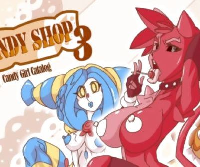 Candy Shop Catalog 3