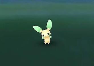 Epic Shiny Plusle - Pokemon GO