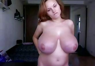 Big Webcam Tits #3
