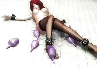 3D Alien Sex Hentai Big Tits