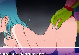 Bulma Adventure 2 All Sex Scenes Dragon Ball Parody