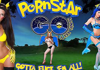 Pokemon Go - Brazzers