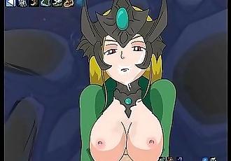 Nami fuckingLeague of legends hentai