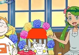 Pokemon Sun & Moon Episode 26