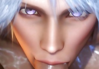 3D SFM Devilish Deepthroat