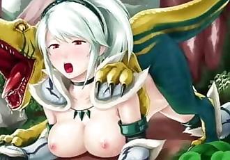 Monster Hunter Hentai