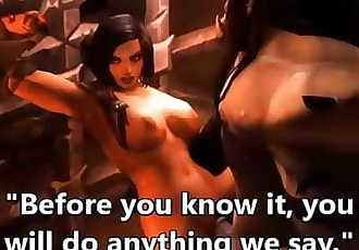 Sexually Proken 3D PMV Captions 5 min