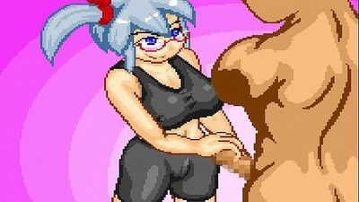 Pixel Town Wild Times 2 @ Akanemachi Second - Animation Gallery - 1h 0 min