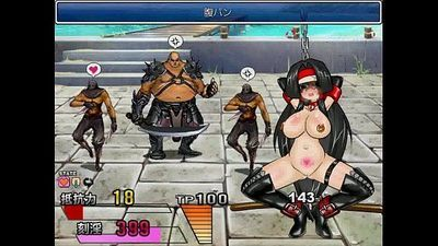 Shinobi Fight hentai game - 38 min