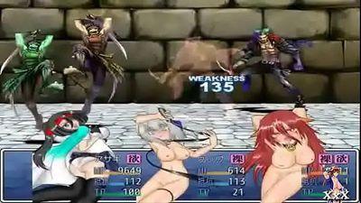 Shinobi Fights 2 hentai game Gameplay #2 - 52 min