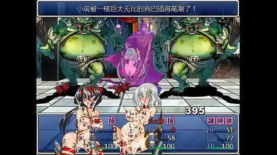 Fuuki Kenshi Asagi Gameplay 4 - 35 min