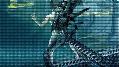 Damnation Alien - 4 min