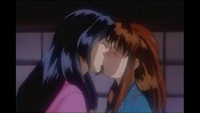 Imma Youjo lesbian scenes - 5 min