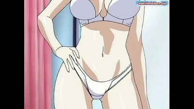 Anal fucking in lingerie hentai porn - 10 min