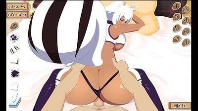 sexy tan hentai game - 6 min