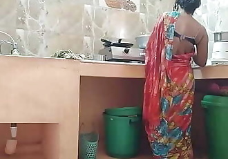 Desi indian Cheating maid Fucked By house owner In Kitchen 11 min