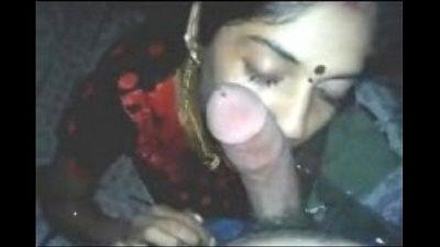 Indian Bhabhi blowjob - 2 min
