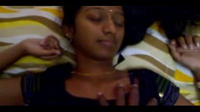 Young Indian Couple having fun in the room - 5 min