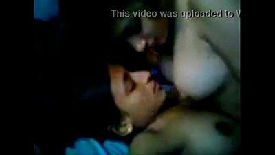 印度 女同性恋 夫妇 超级 性爱 - 7 min