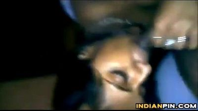 Indian Giving Her Husband A Blowjob - 2 min