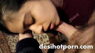 hot indian Teen Belowjob HD - More Hd- Desihotporn.com - 6 min