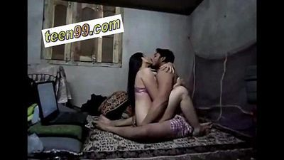 Teen99.com - Indian Beautiful Village Girl Homemade Scandal - version 3 - 10 min