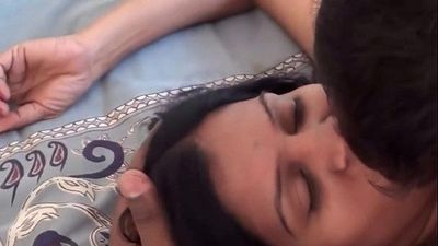 HOT MALLU DESI INDIAN MAID SERVENT ROMANCING WITH OWNER - 12 min