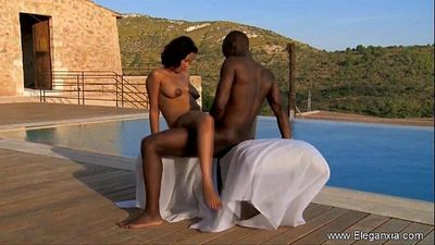 African Sex Style Outdoor - 12 min HD