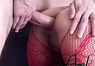 I GIVE MY ASS TO MY TEACHER TO STAY VIRGIN UNTIL AT THE WEDDING - Anal Love