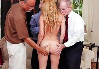 Teen Raylin Ann Gets Fondled By Businessmenn.RaylinAnn04.wm