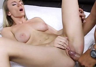 Cutie babe Molly Mae wanted a thick meat