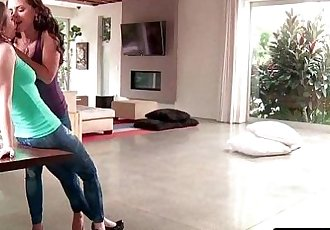 Hot Mean LesbiansBeautifully Sloppy with Adriana Chechik & Casey Calvert 01