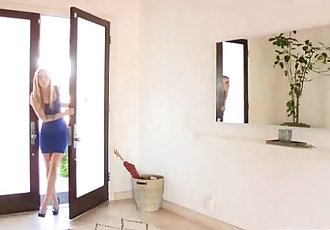 Teen Lesbians Play In Hot Act movie-18