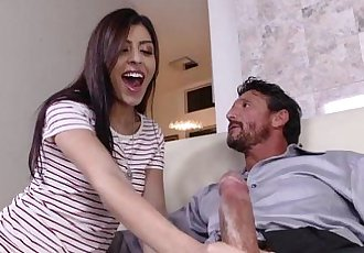 Audrey Royal Gives Head and Banged