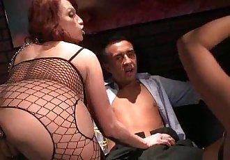 Nasty bitches Nicki Hunter and Jynx Maze