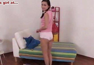 pretty anal teen